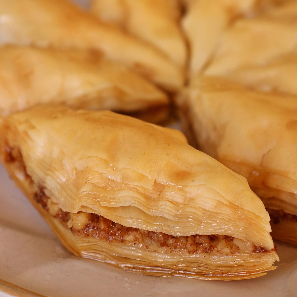 Paklava Armenian Baklava Mission Food Adventure