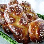 Chorek (Armenian Sweet Bread)