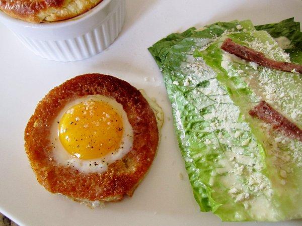Caesar salad Le Cirque