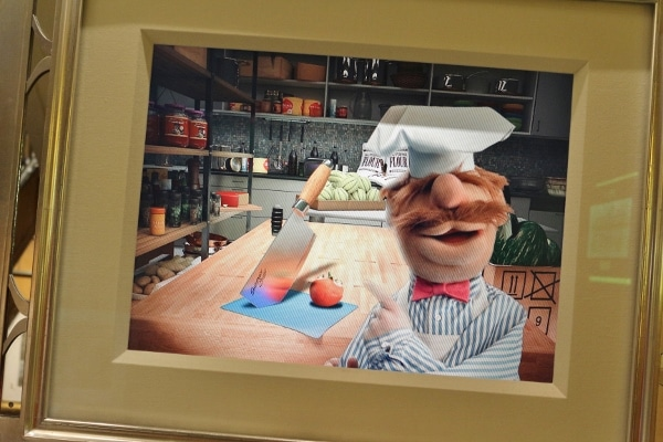 a screenshot of the Swedish Chef from The Muppets