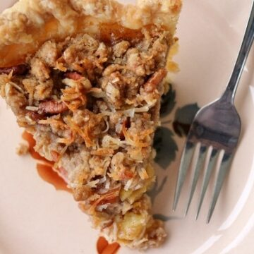 Hummingbird pie
