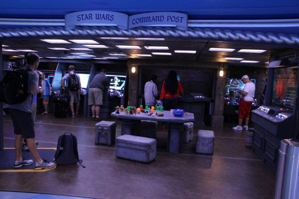inside the Oceaneer\'s Club on the Disney Fantasy