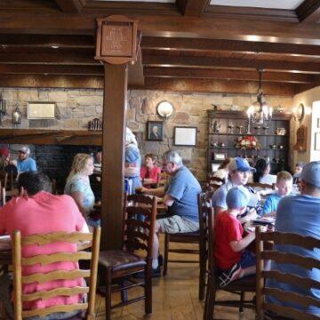 Liberty Tree Tavern at Disney World