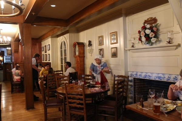another dining area in Liberty Tree Tavern