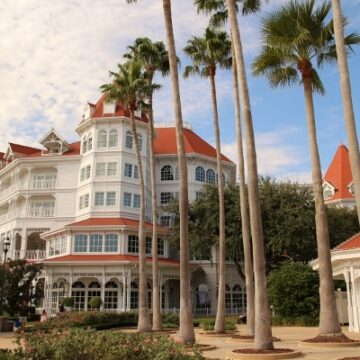 Grand Floridian Resort at Disney World