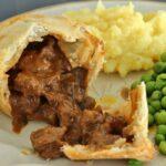 Individual Beef and Mushroom Pies