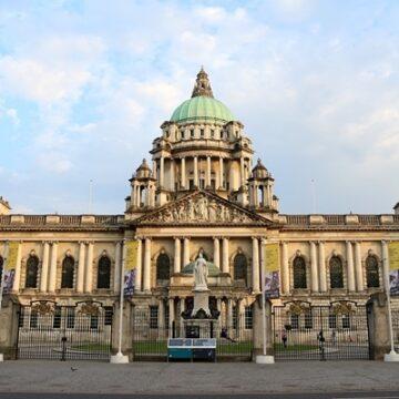 City Hall in Belfast, Northern Ireland