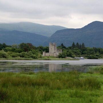 Ross Castle in Killarney National Park