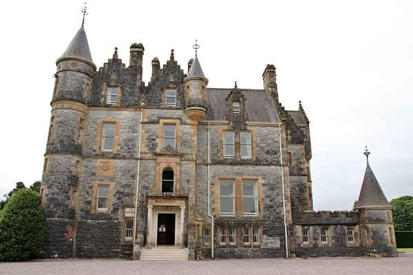 the front of Blarney House