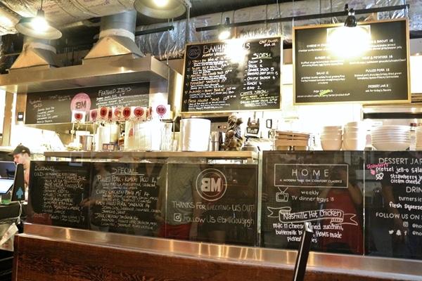 blackboard restaurant menus