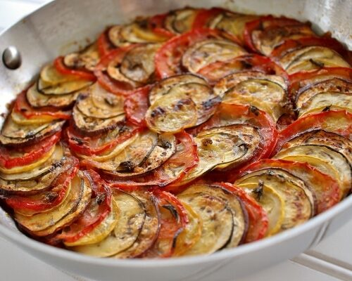 Remy S Ratatouille Confit Byaldi Mission Food Adventure