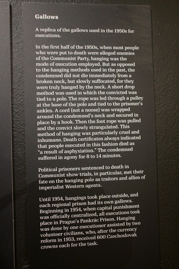 A close up of text on a black surface
