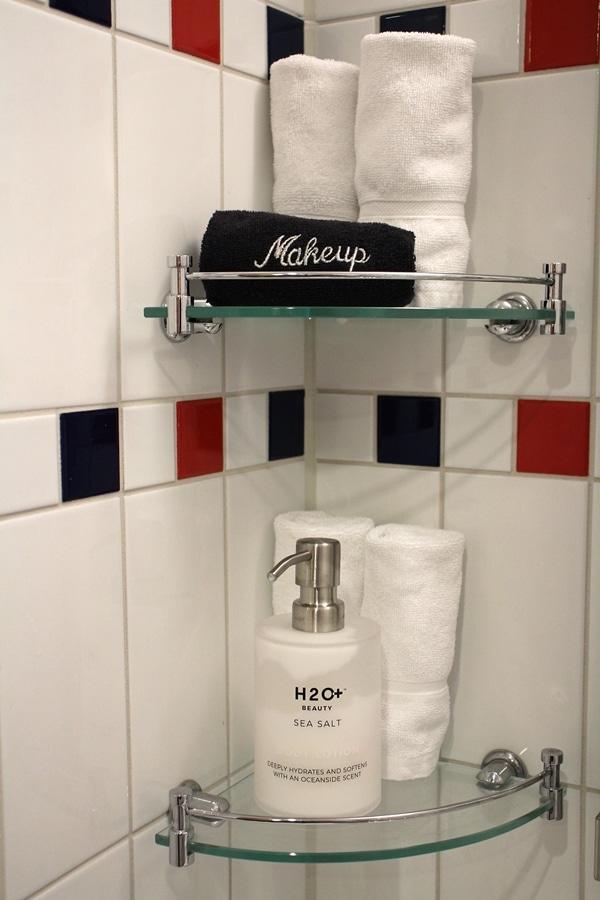 cruise ship stateroom bathroom