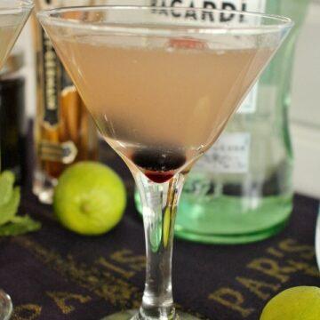 Ooh La La cocktail