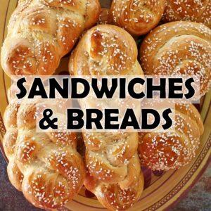 Sandwiches & Breads