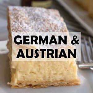 German & Austrian